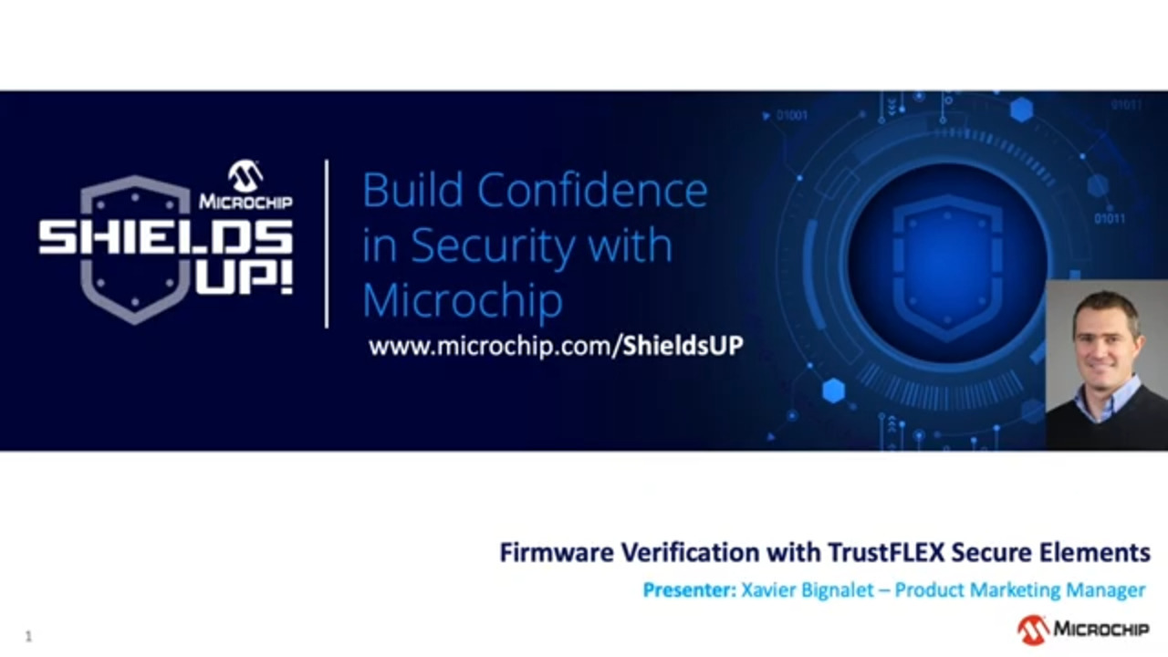 Shields UP #19 - Firmware Verification with TrustFlex Secure Elements
