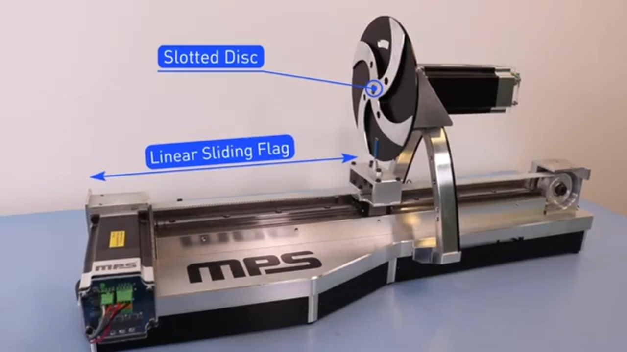 Multi-Axis Motor Technology | Precision Demonstration by MPS