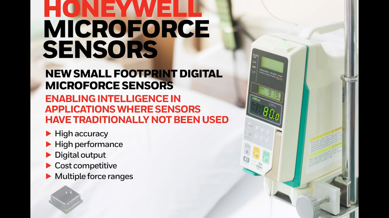 Honeywell Micro Force FMA Series Overview
