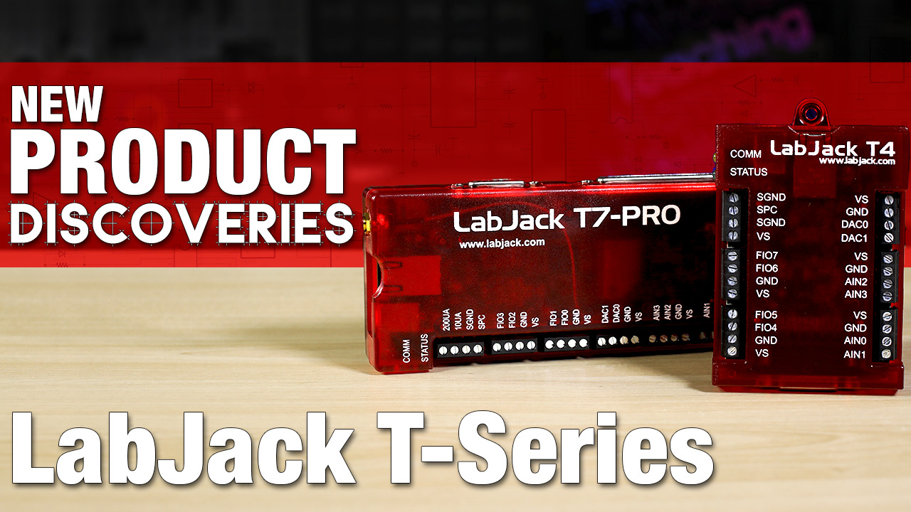 New Product Discoveries Ep 304: LabJack | Digi-Key Electronics
