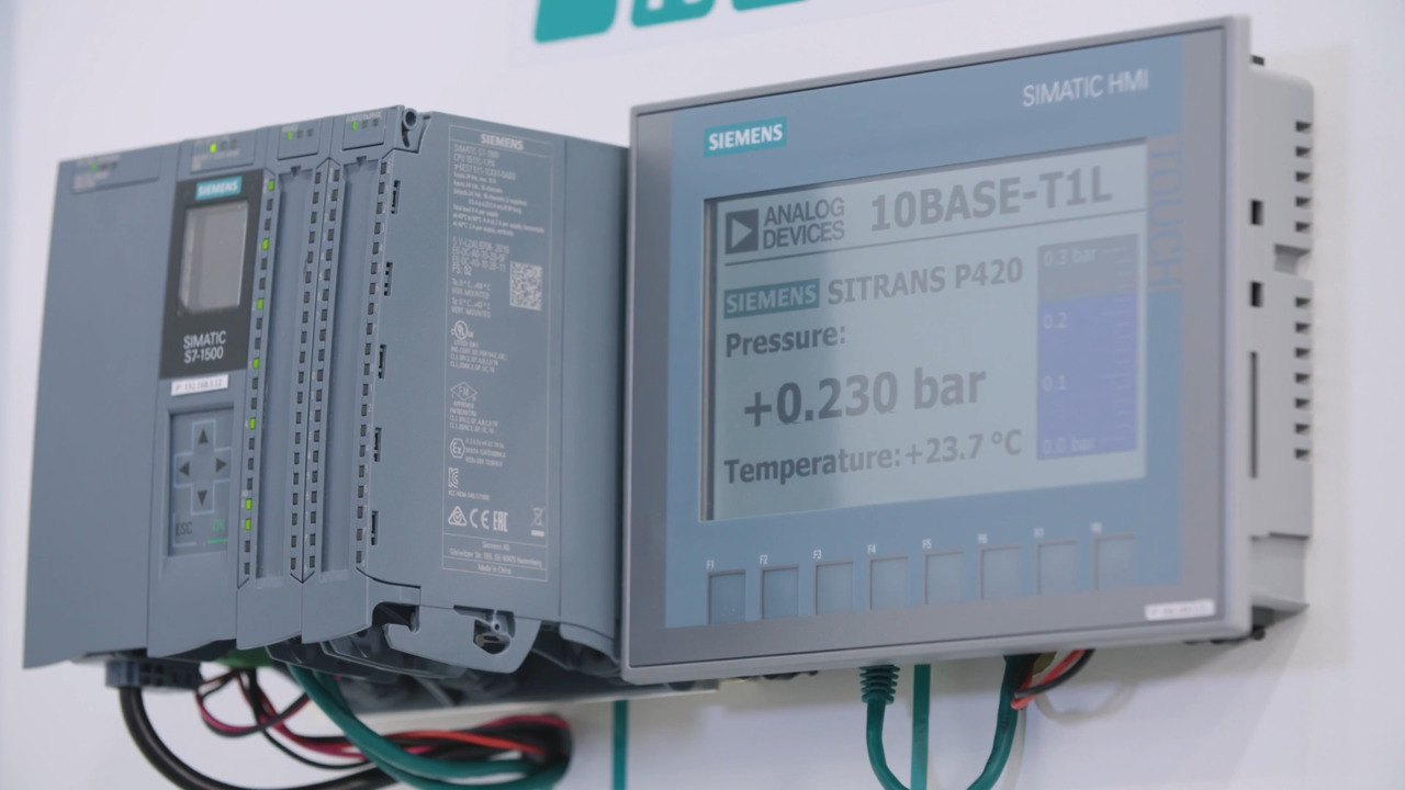 ADI: Enabling Ethernet to the Field with 10BASE-T1L Connectivity