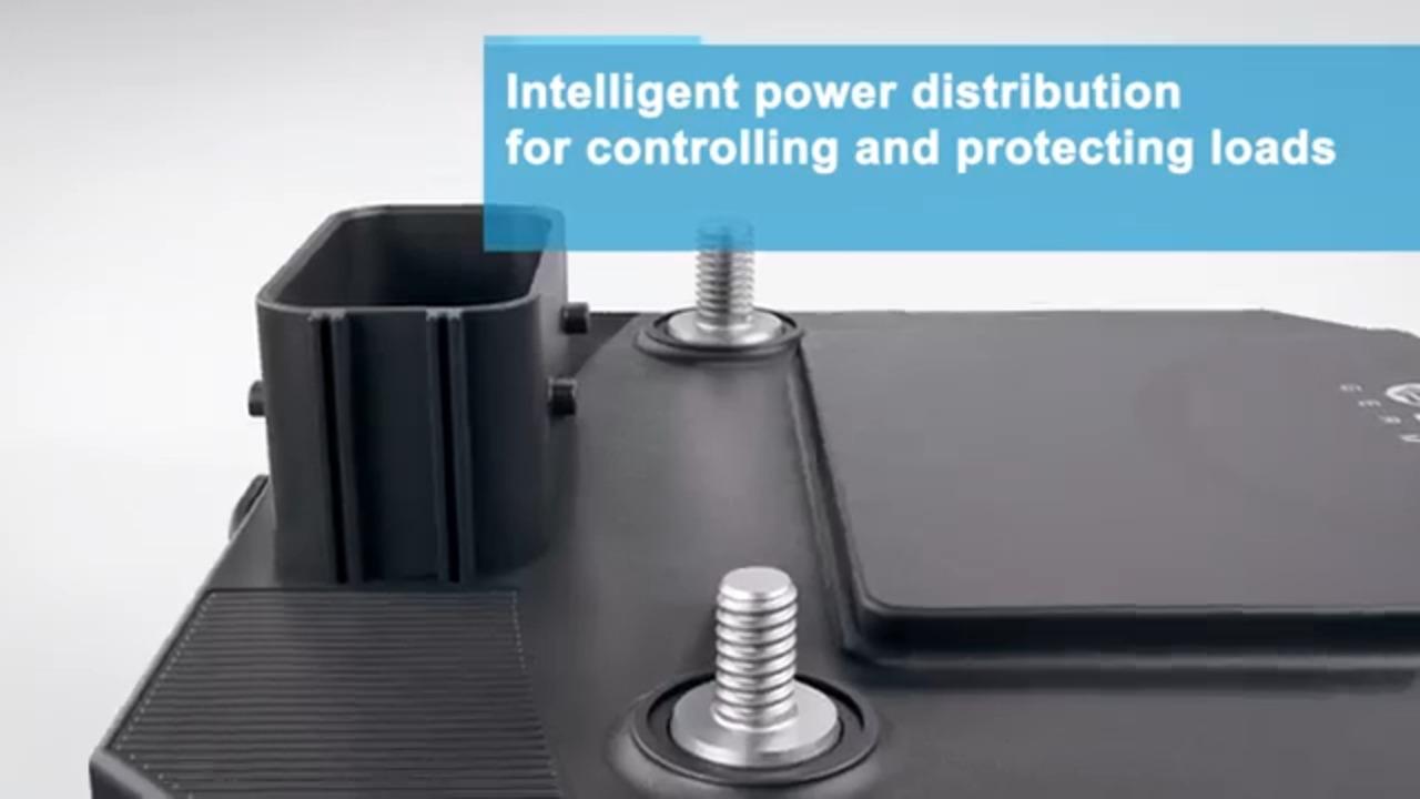 SCS200 – Intelligent Power Distribution System