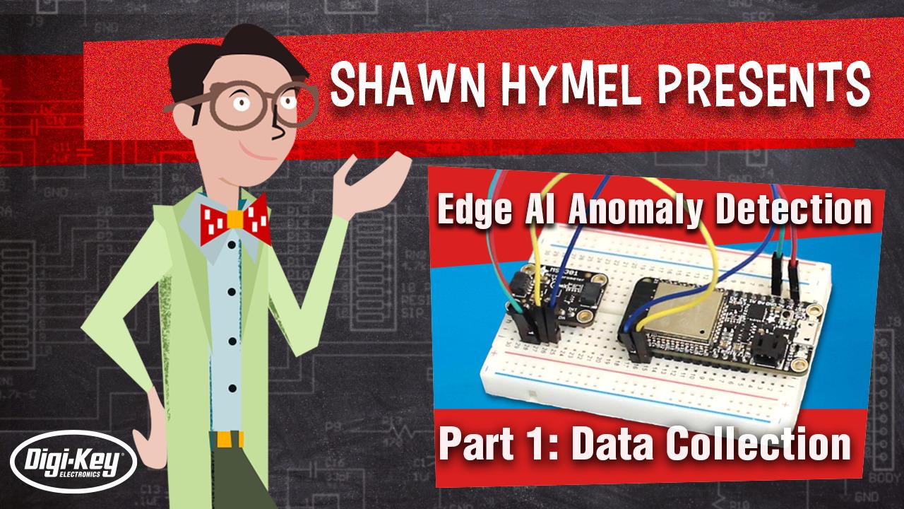Edge AI Anomaly Detection Part 1: Data Collection | Digi-Key Electronics