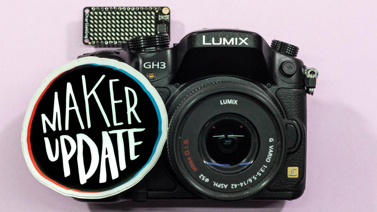 Pixel Patience [Maker Update #156] - Maker.io