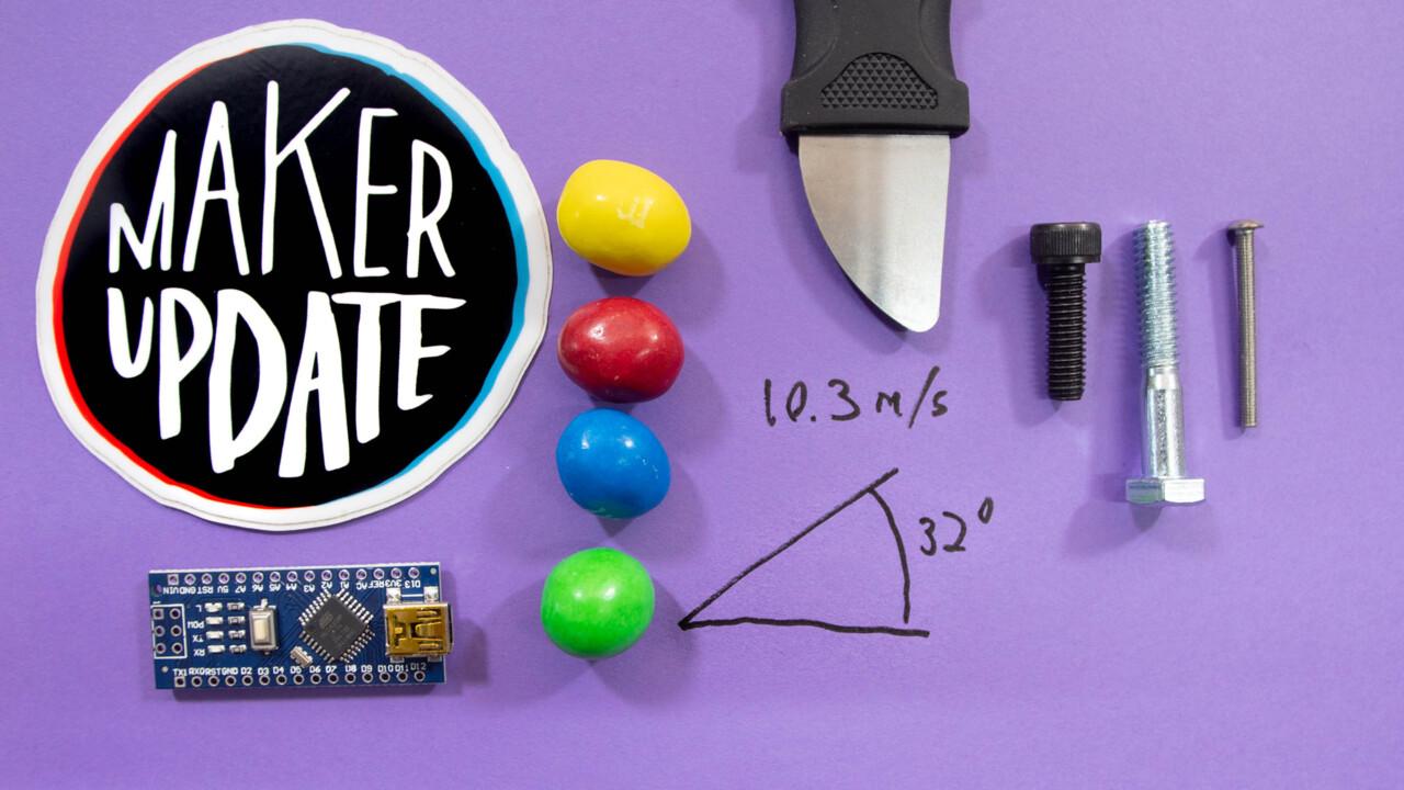Chocolate Volume [Maker Update #177]