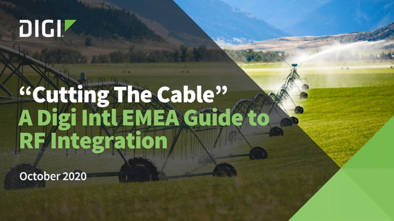 Cutting the Cable: A Digi Guide to RF Integration
