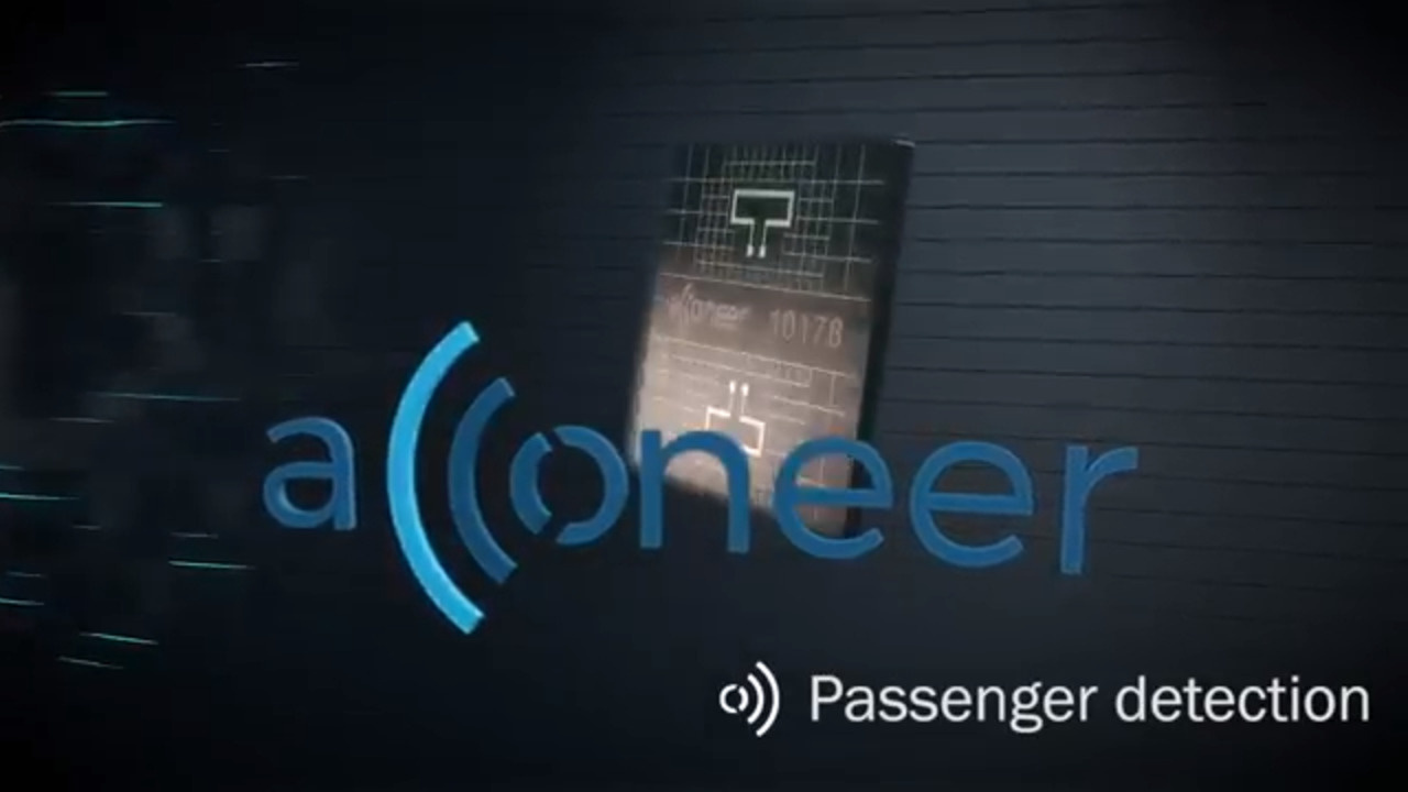 Passenger Detection Demo