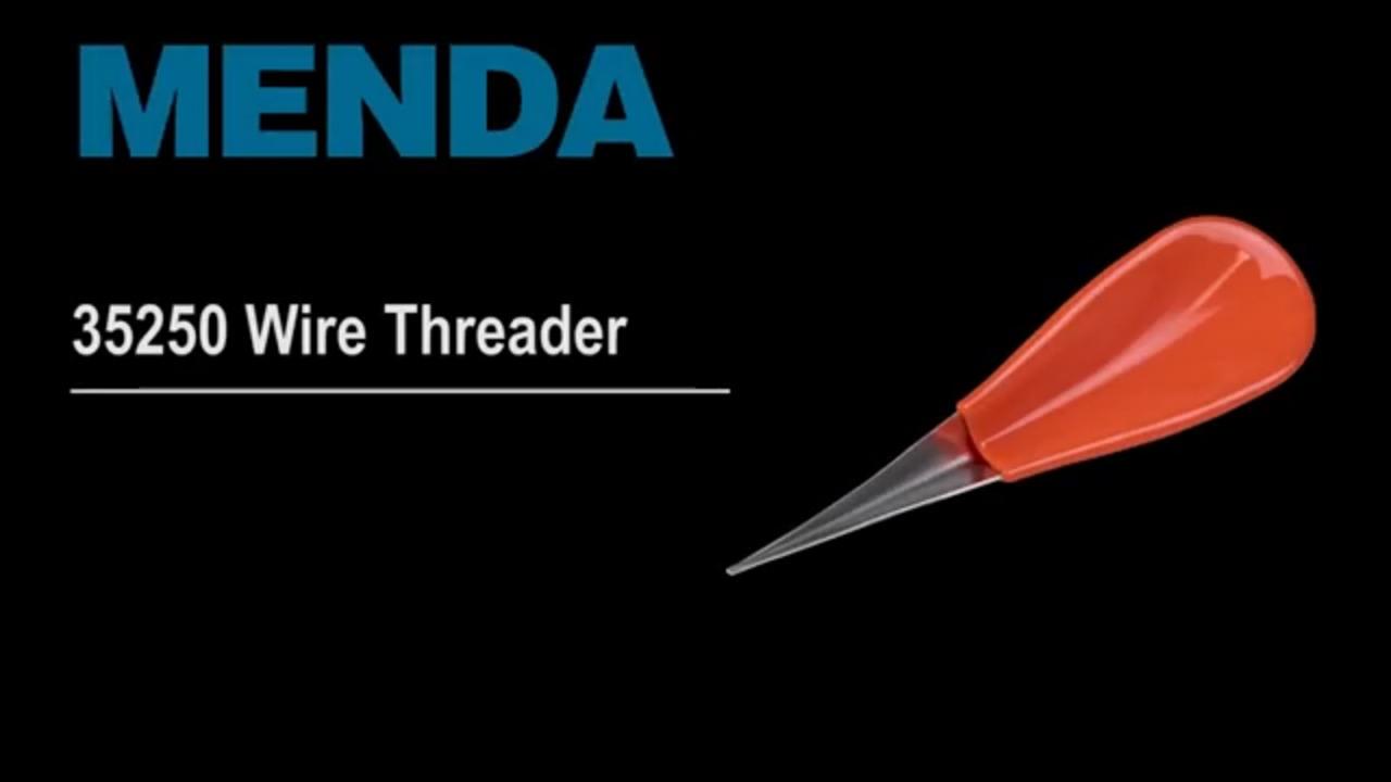 Menda 35250 Wire Harness Threader
