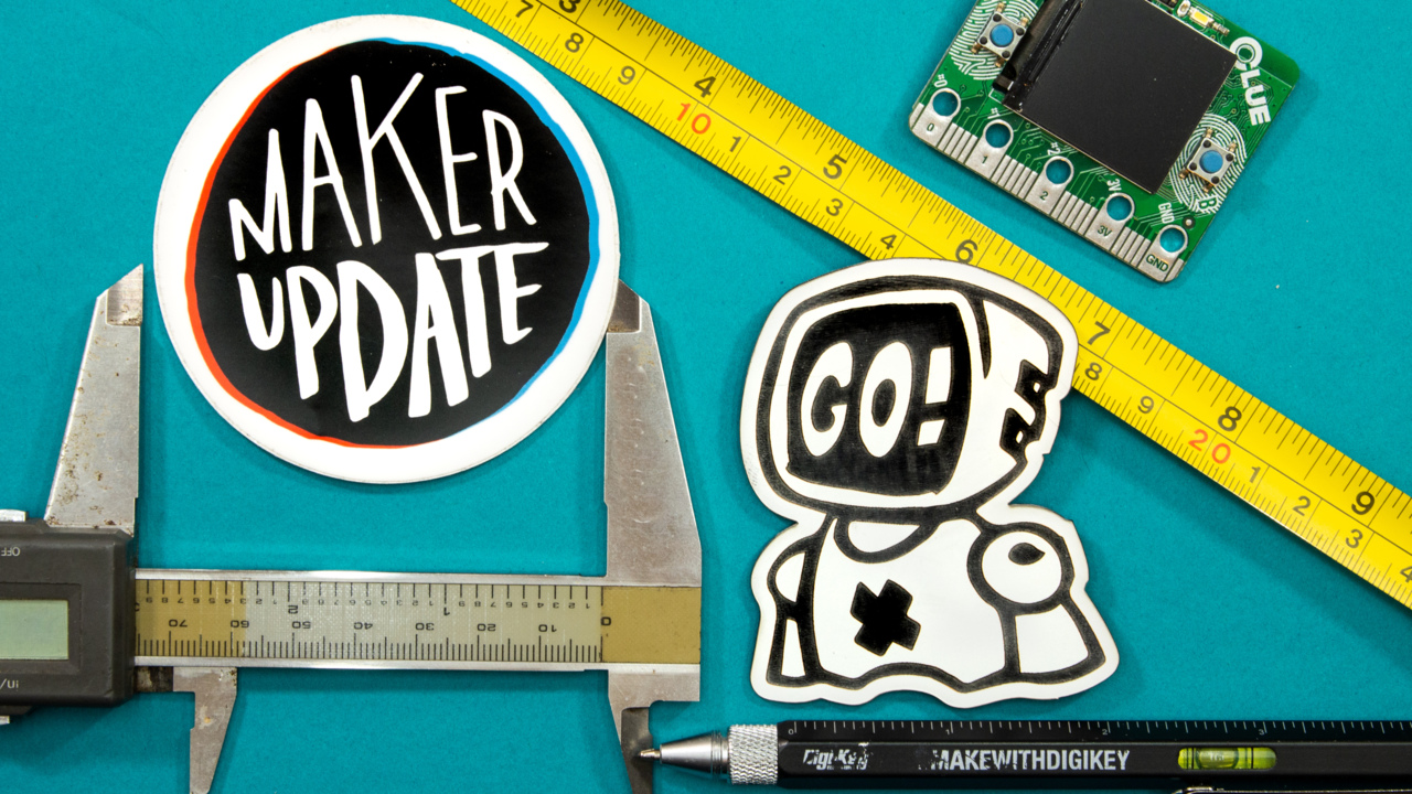 At Your Command [Maker Update] | Maker.io