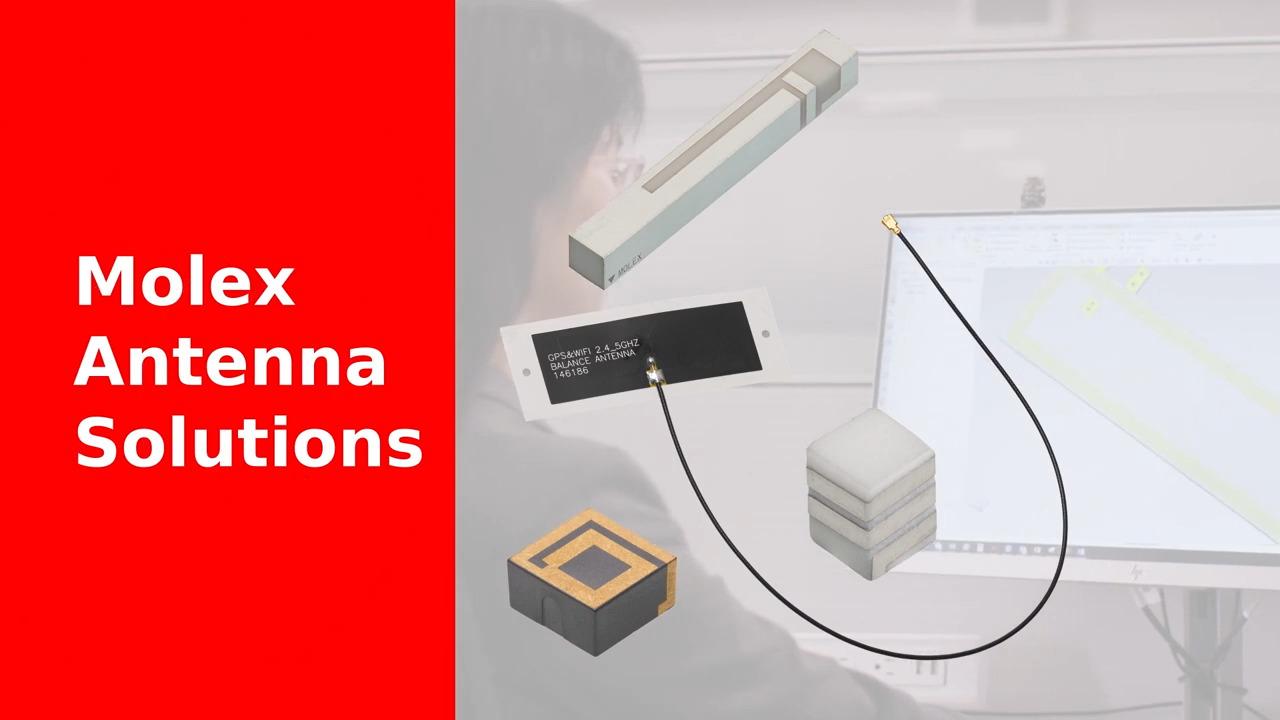 Molex Antenna Solutions