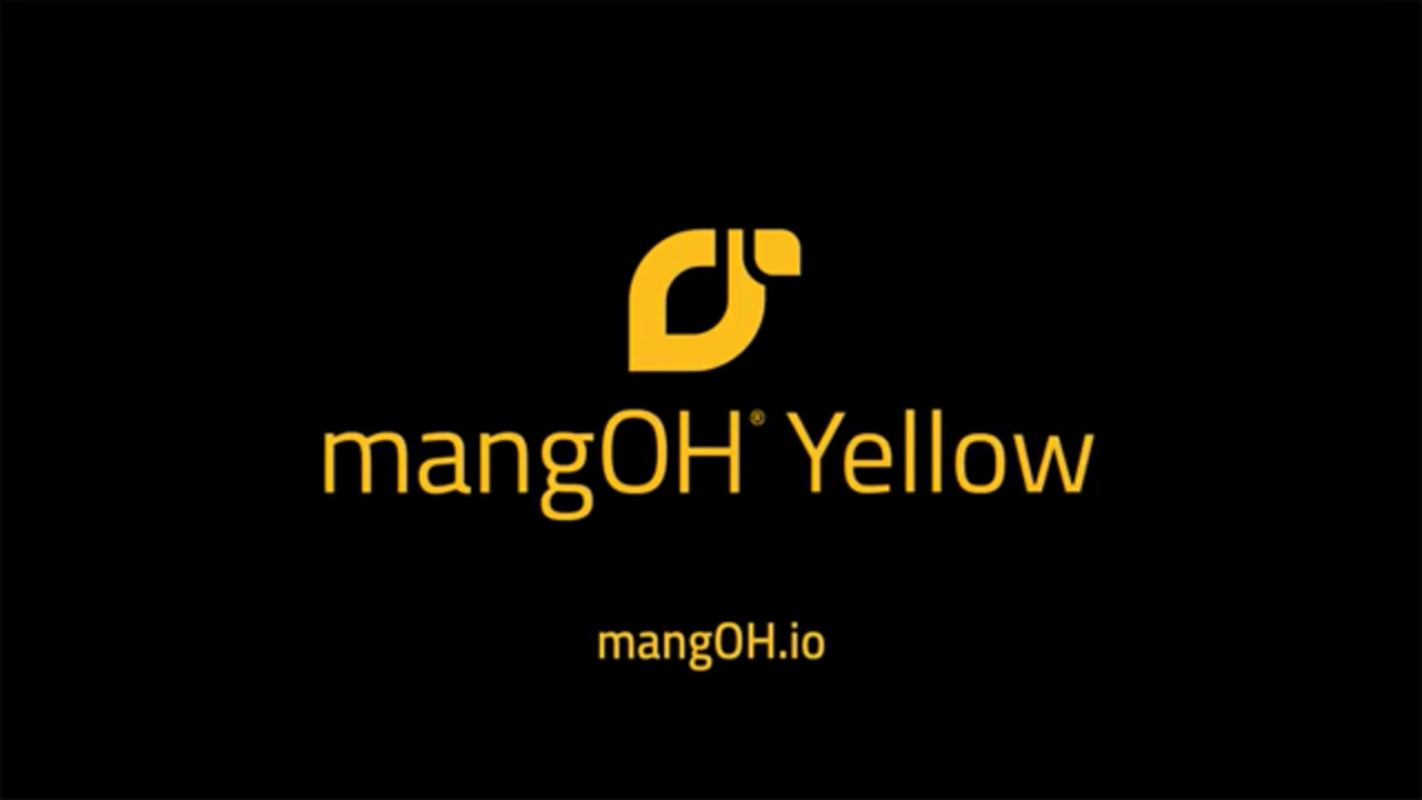 mangOH yellow video