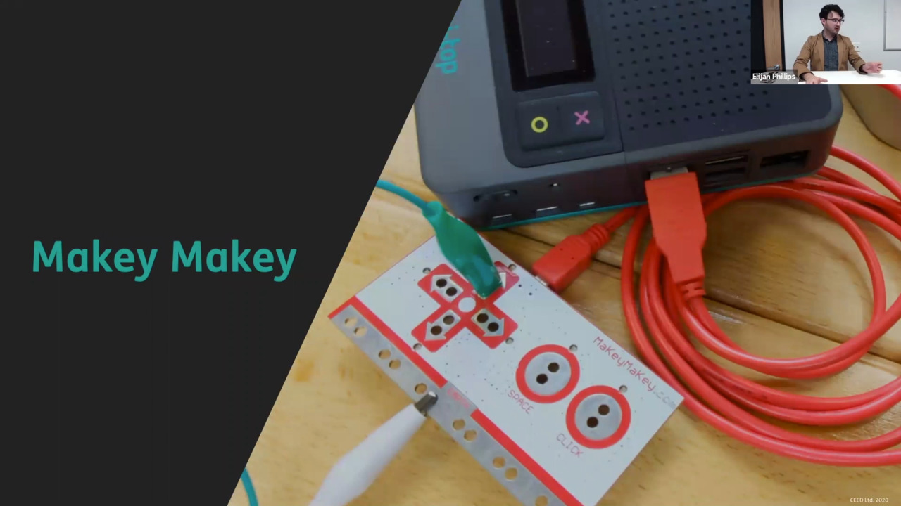 How to Integrate Makey Makey with pi-top [4]