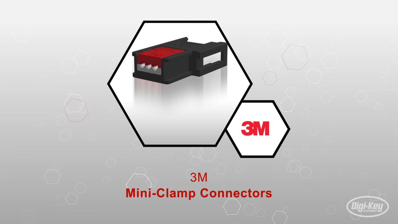 Mini-Clamp Connectors | Datasheet Preview