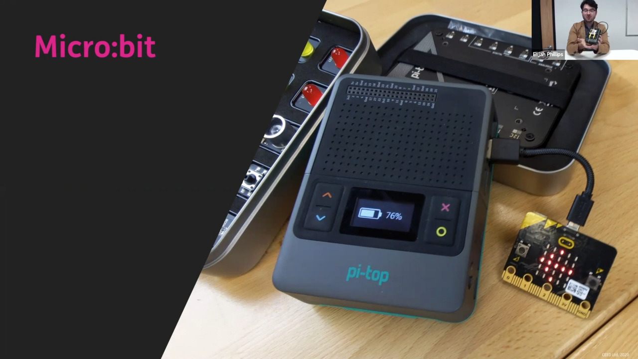 How to Integrate Micro:bit With pi-top [4]