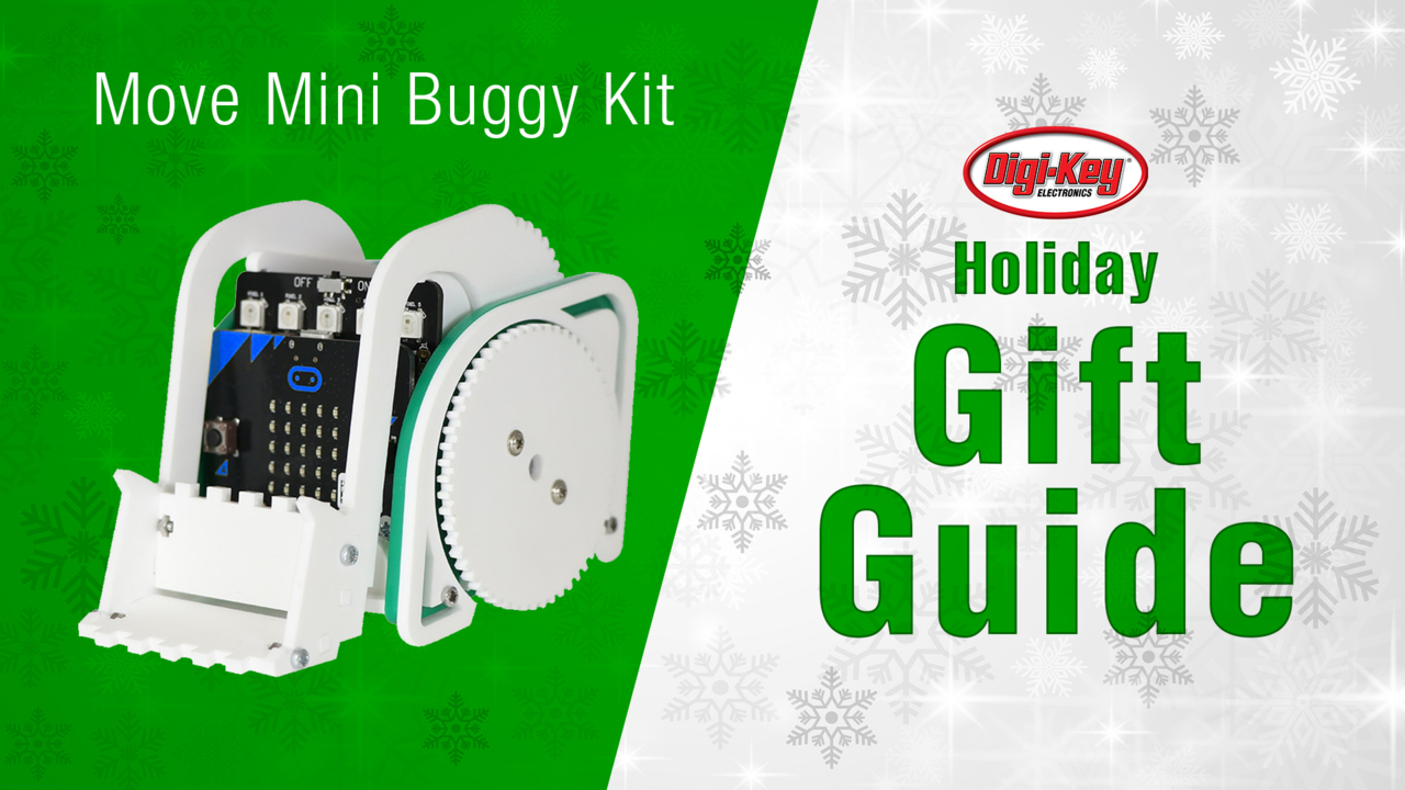 Holiday Gift Guide 2018 – :Move Mini Buggy Kit
