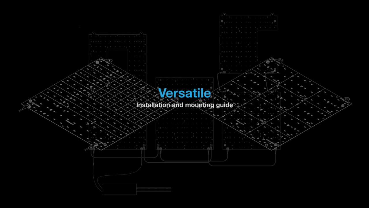 VentoFlex - Installation & Mounting Guide