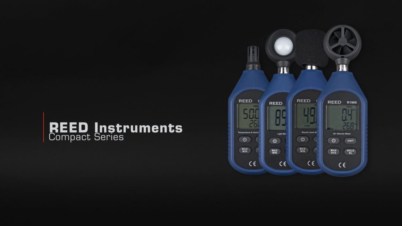 REED Instruments Compact Series 19xx