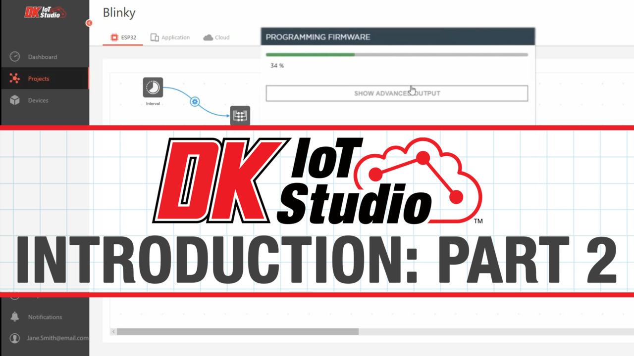 Introduction to the Digi-Key IoT Studio: Part 2   Digi-Key Electronics