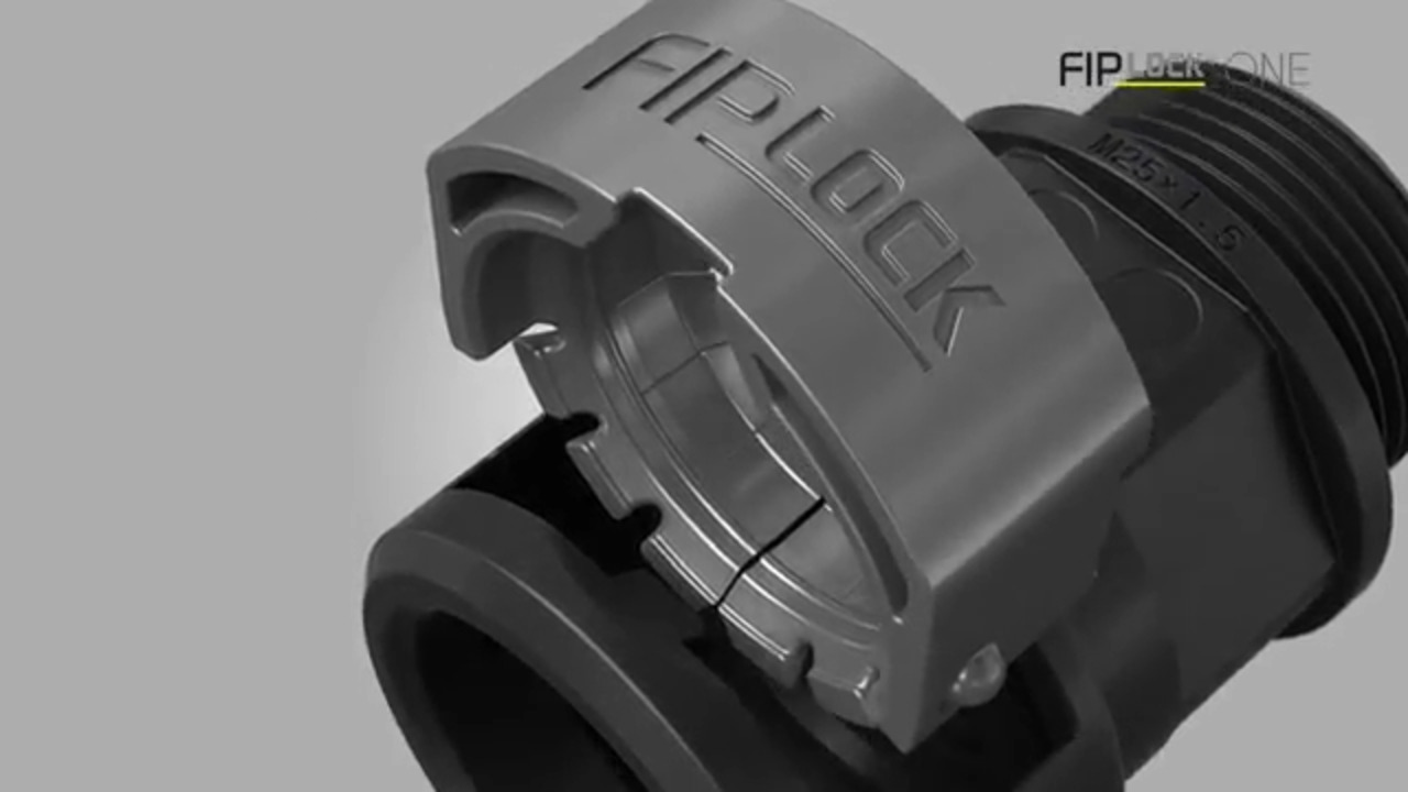 FRÄNKISCHE Industrial Pipes - One fits all - FIPLOCK® ONE
