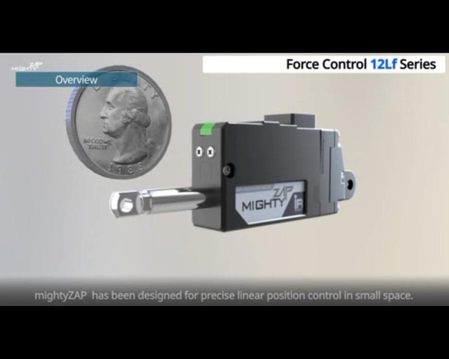 MightyZAP Mini Linear Servo Actuator