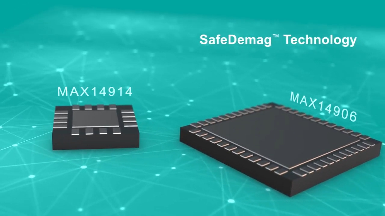 Intelligence at the Edge with Maxim Integrated's Configurable IO-Link Solutions