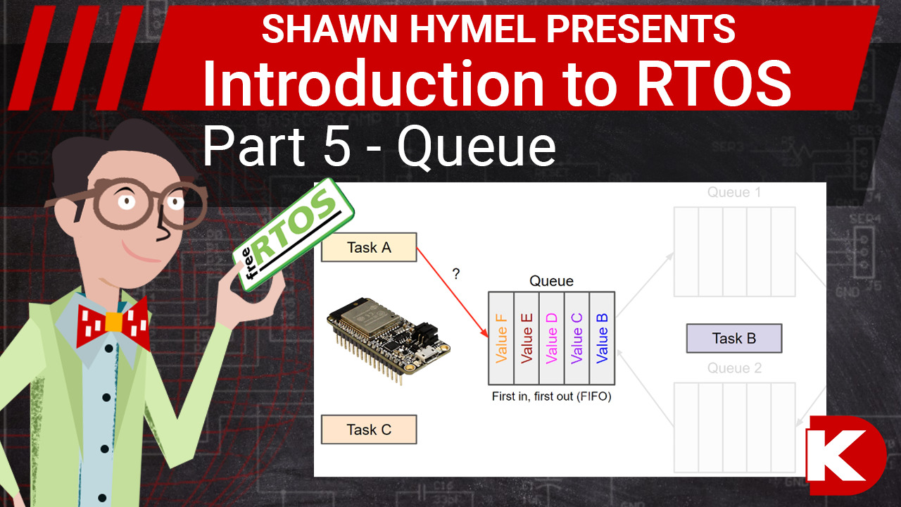 Introduction to RTOS Part 5 - Queue | Digi-Key Electronics