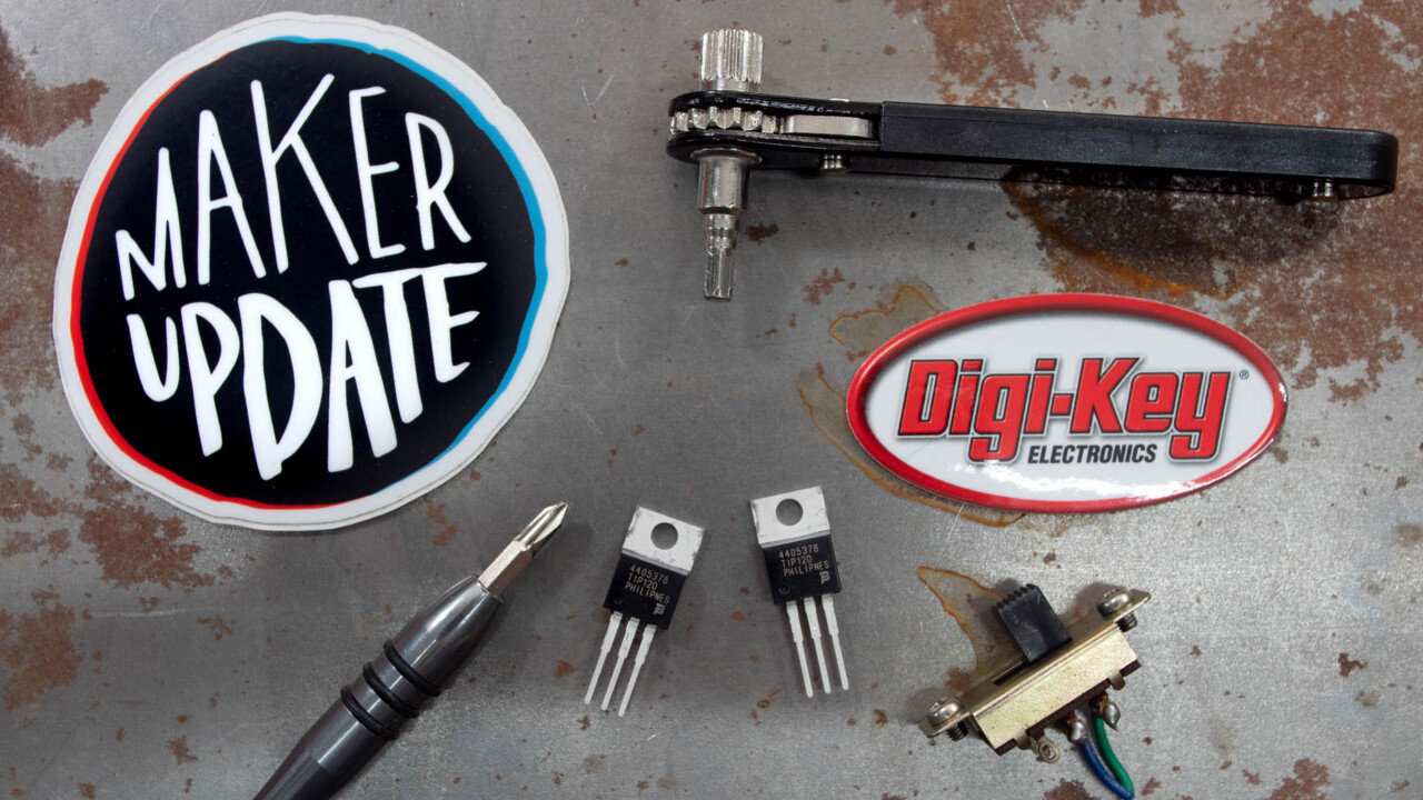Pi-way to the Danger Zone [Maker Update #178]