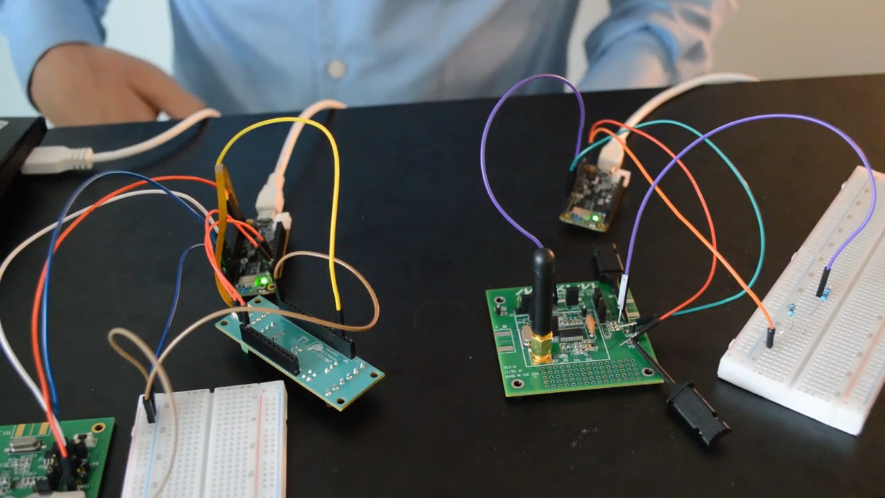 How to Add Low-Power RF Communications to Battery Operated Sensors