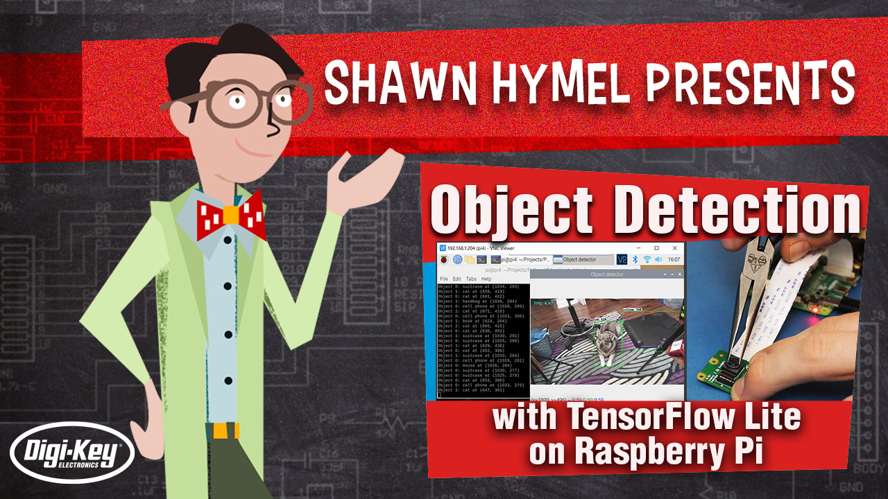 How to Perform Object Detection with TensorFlow Lite on Raspberry Pi | Digi-Key Electronics
