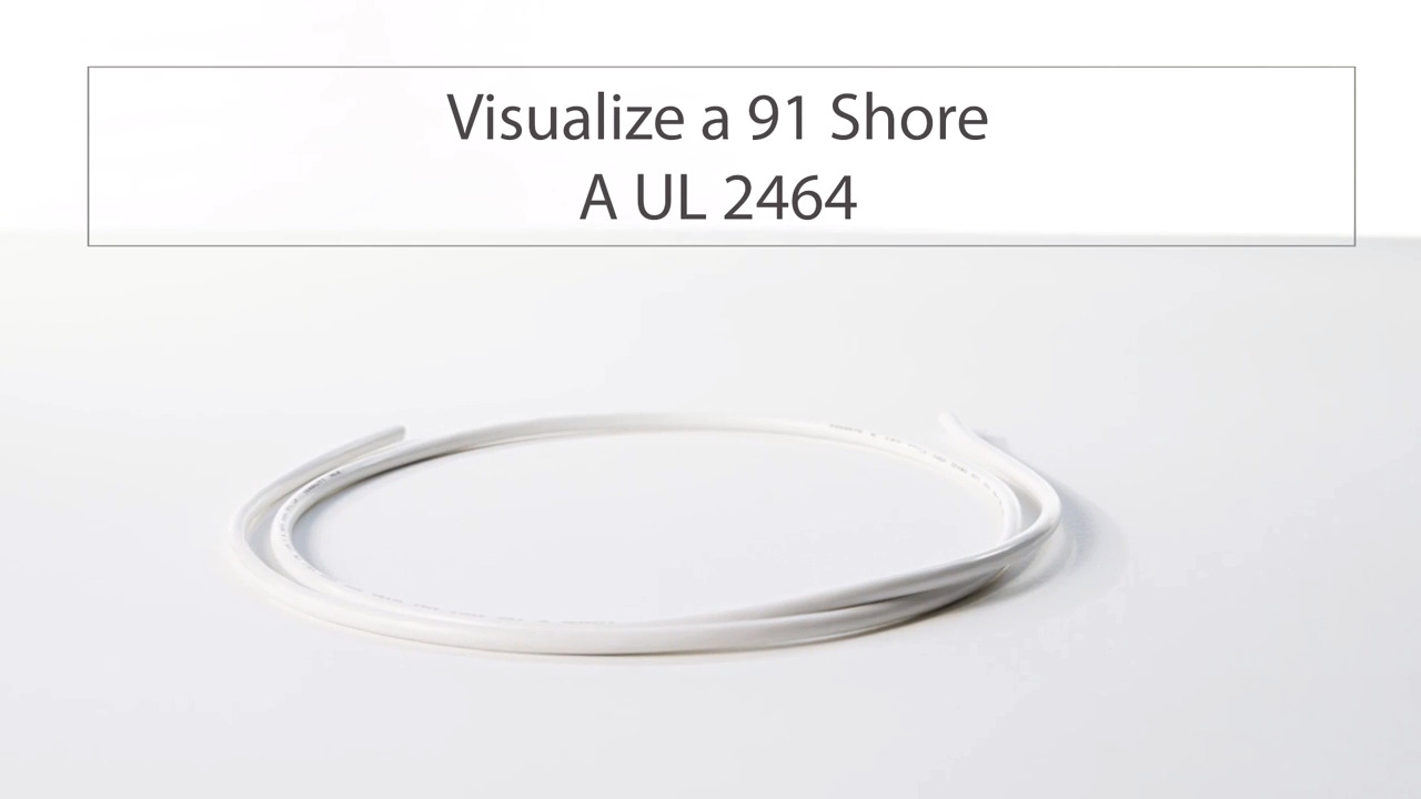 Visualize Tensility 91 Shore A UL 2464 Wire