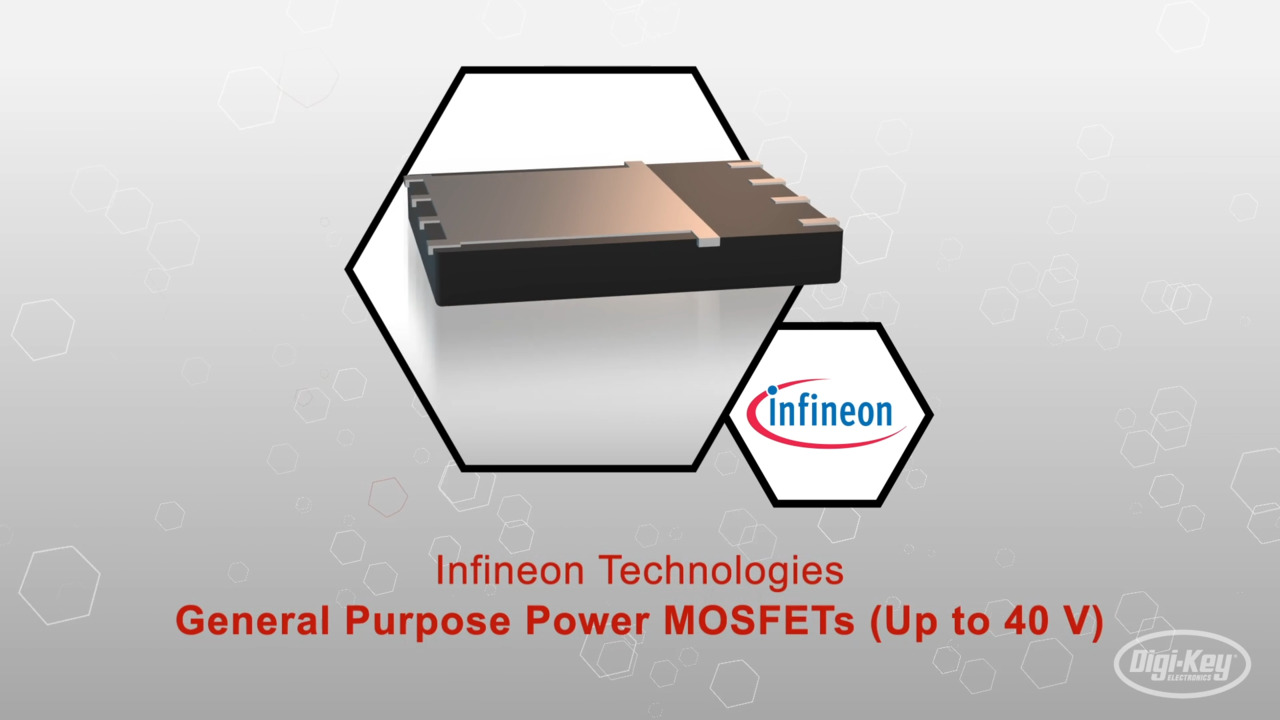 General Purpose Power MOSFETs | Datasheet Preview