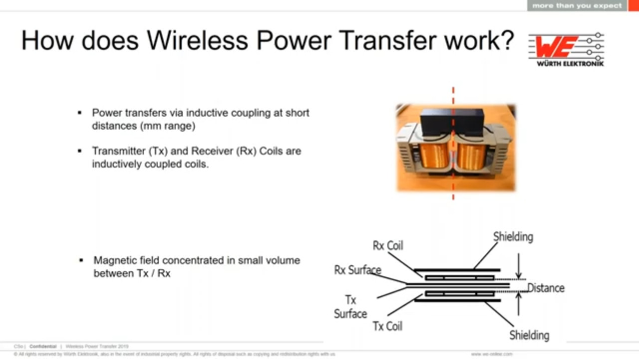 WEbinar Powered by Digi-Key: Wireless Power Transfer