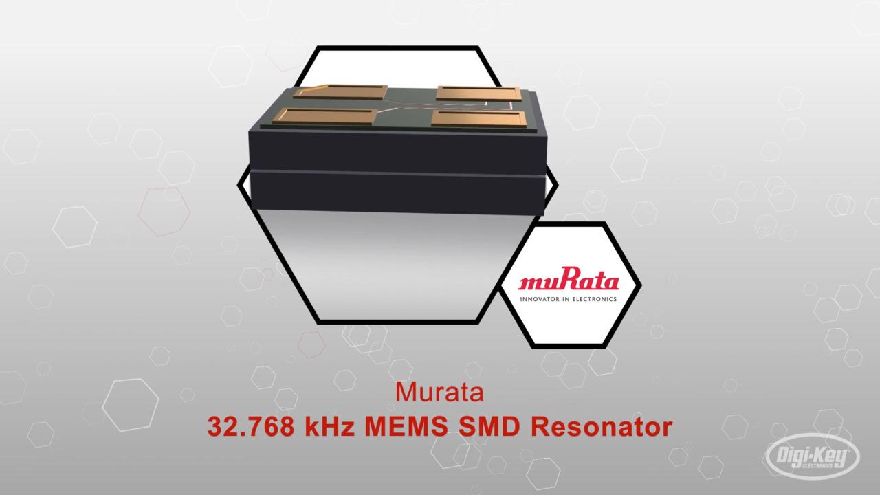 32.768 kHz MEMS SMD Resonator | Datasheet Preview