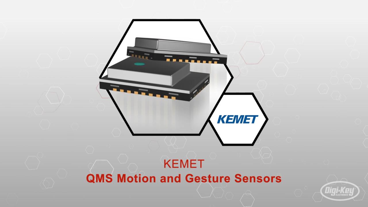 Motion Sensors | Datasheet Preview