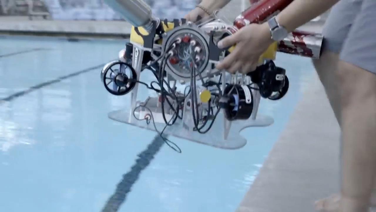 Bulgin Case Study: Student Robotics Team