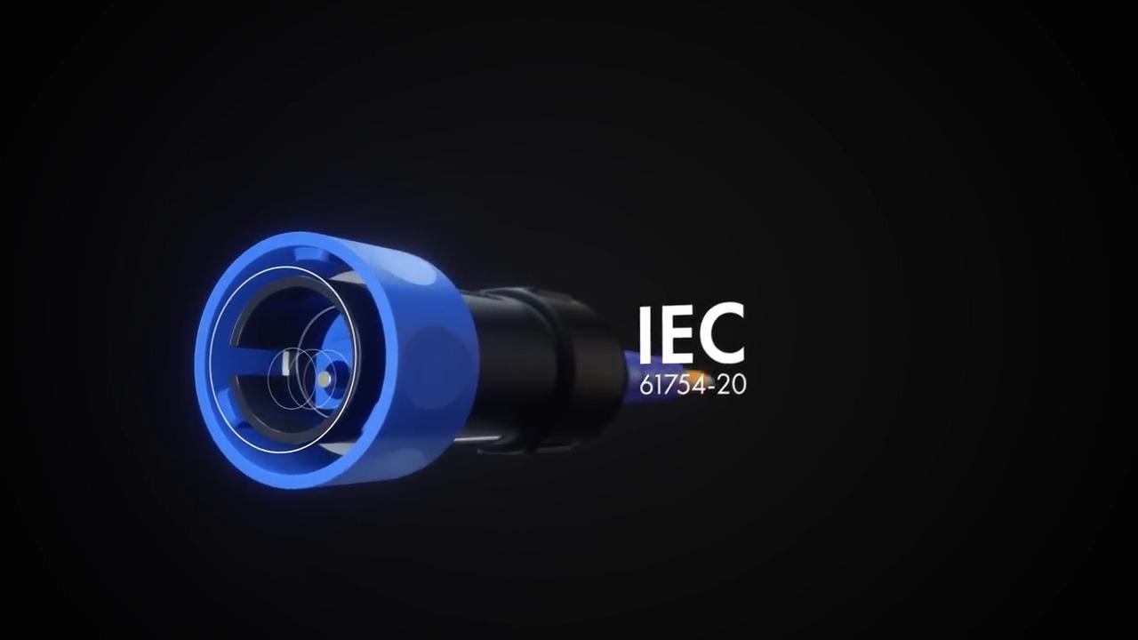 Introducing the Bulgin 4000 Series Fiber Optic Simplex LC Buccaneer