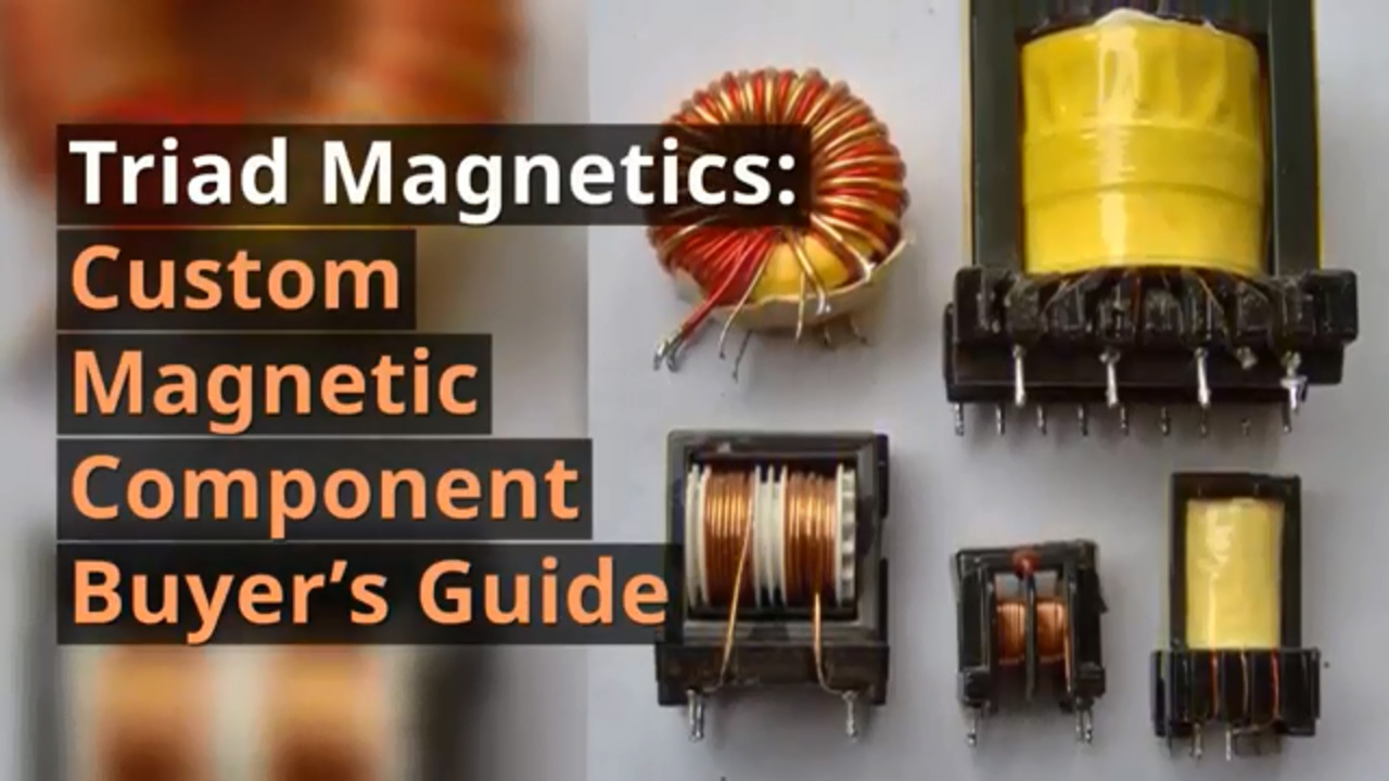 How to Find the Right Custom Magnetics Supplier