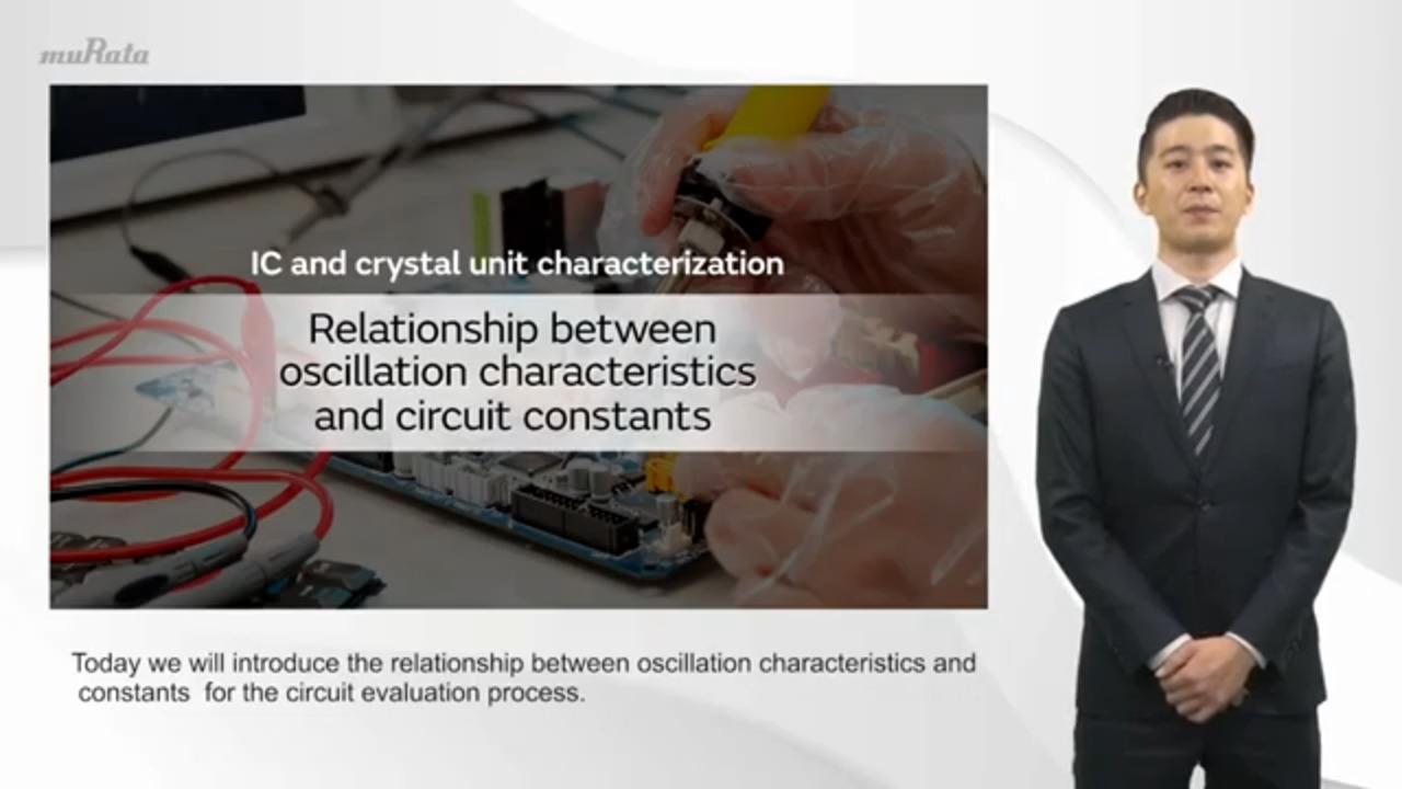The Oscillation Characteristics & Circuit Constants