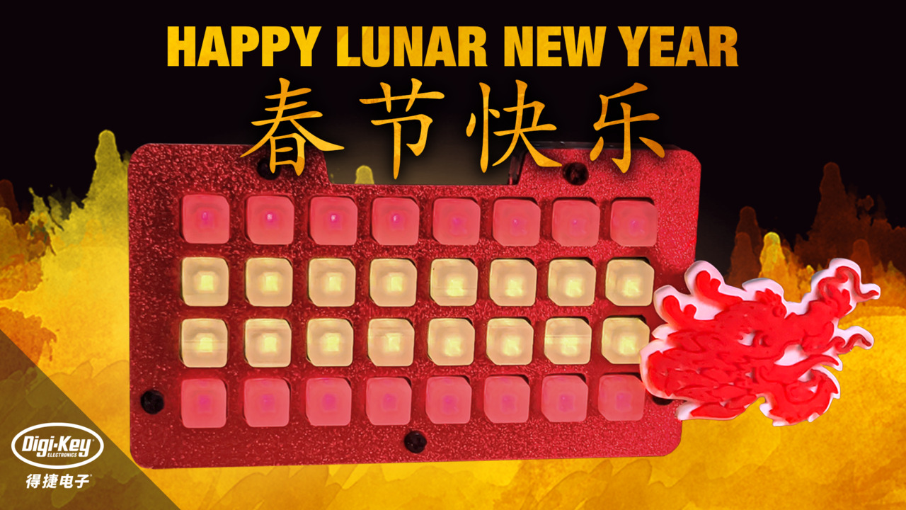 Chinese New Year 2020 – Year of the Rat – Maker.io
