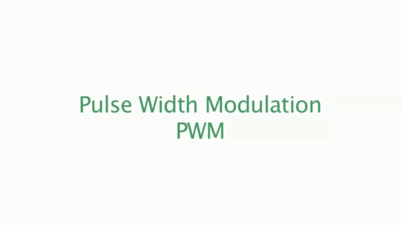 Sunon Explains PWM Fan Control