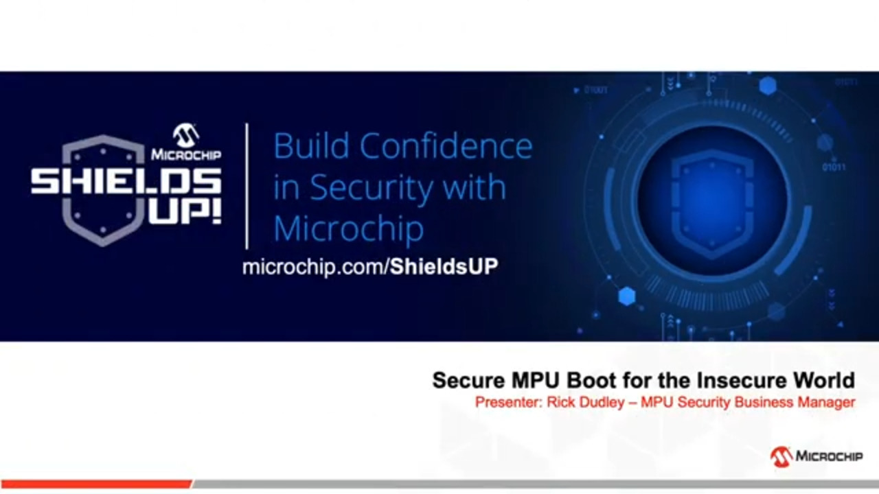 Shields UP #9 - Secure MPU Boot for the Insecure World