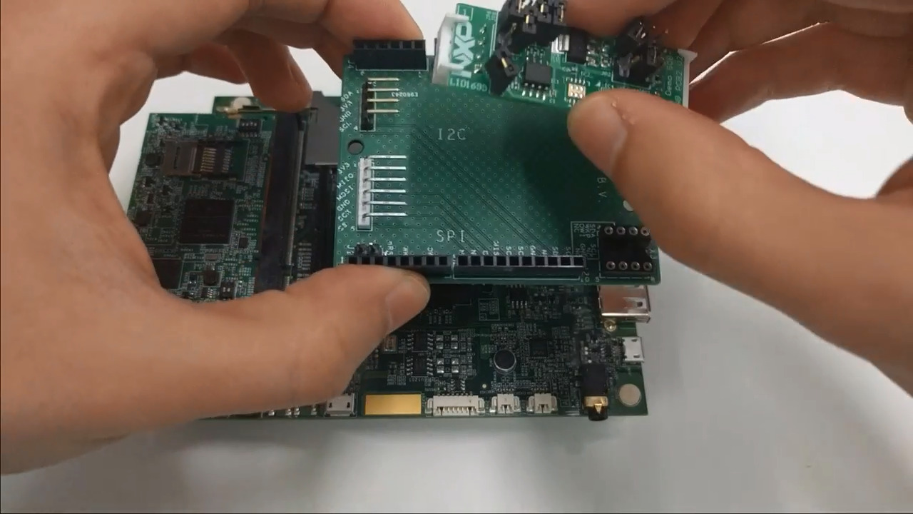 A71CH Getting Started with i.MX