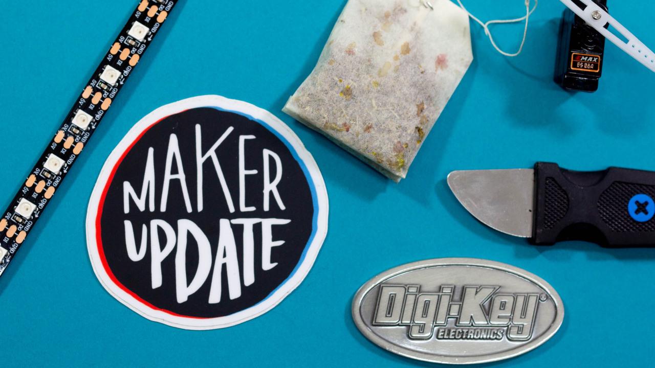 Little Dipper [Maker Update #144] - Maker.io