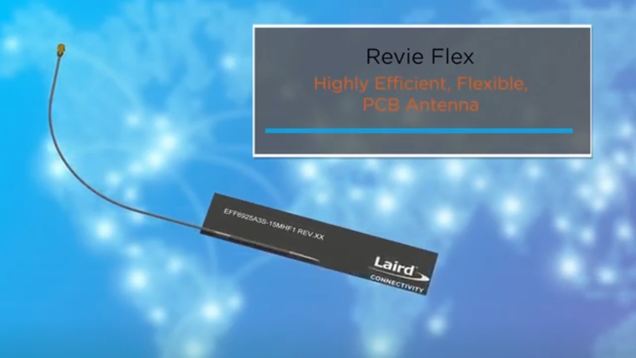 Revie Flex Antenna Overview