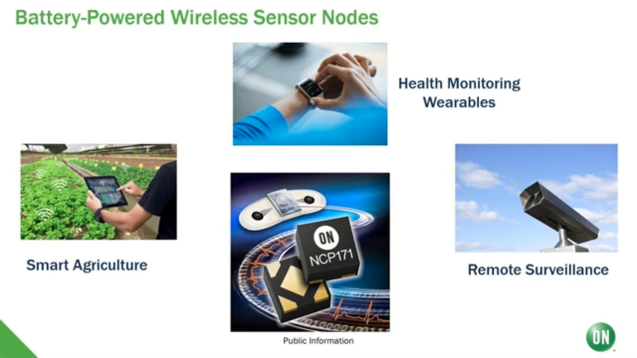 How to Achieve a 10 Year Battery Life in Medical, Surveillance, and Agriculture IoT Applications