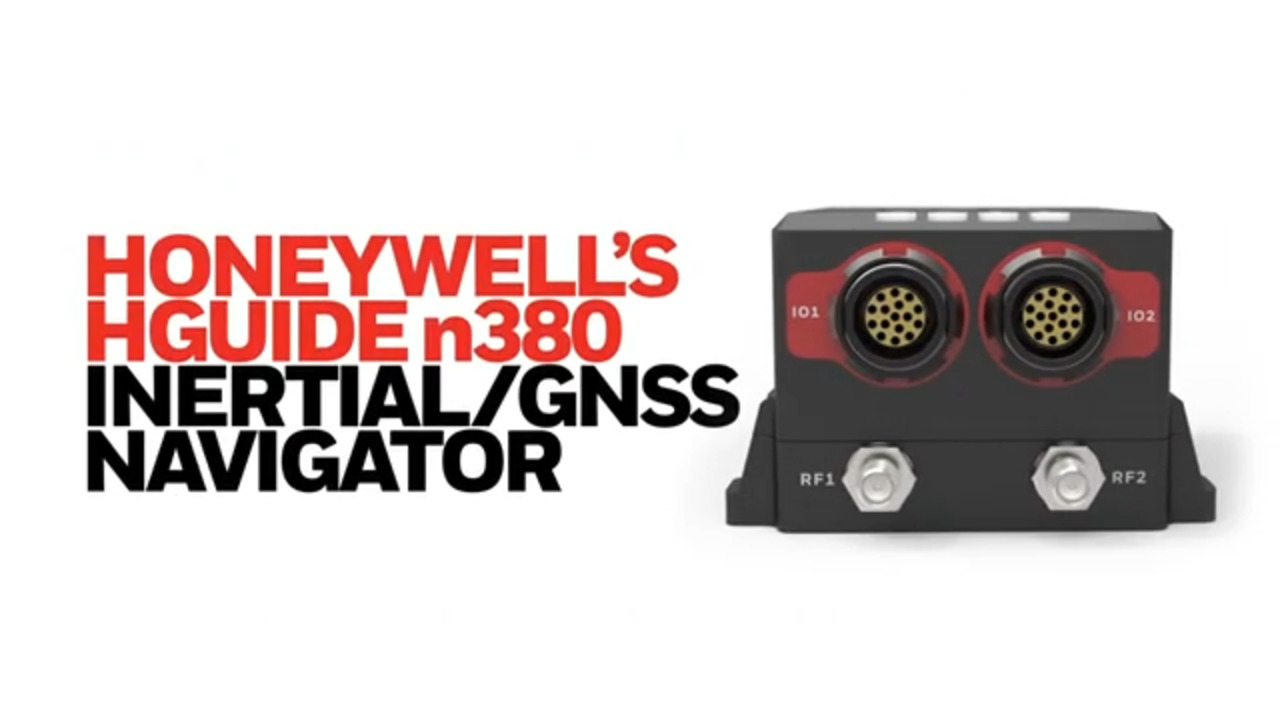 Honeywell HGuide n380 Inertial Navigation System