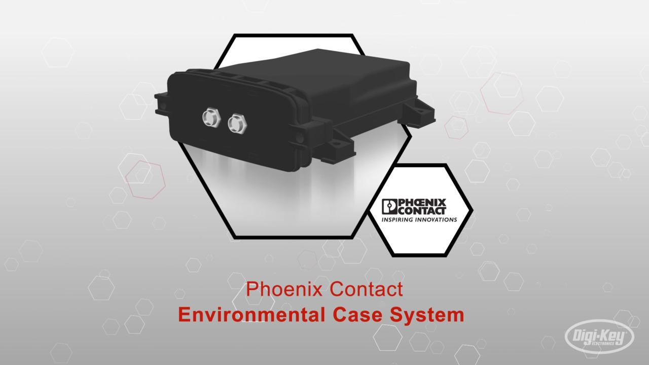 Environmental Case System | Datasheet Preview