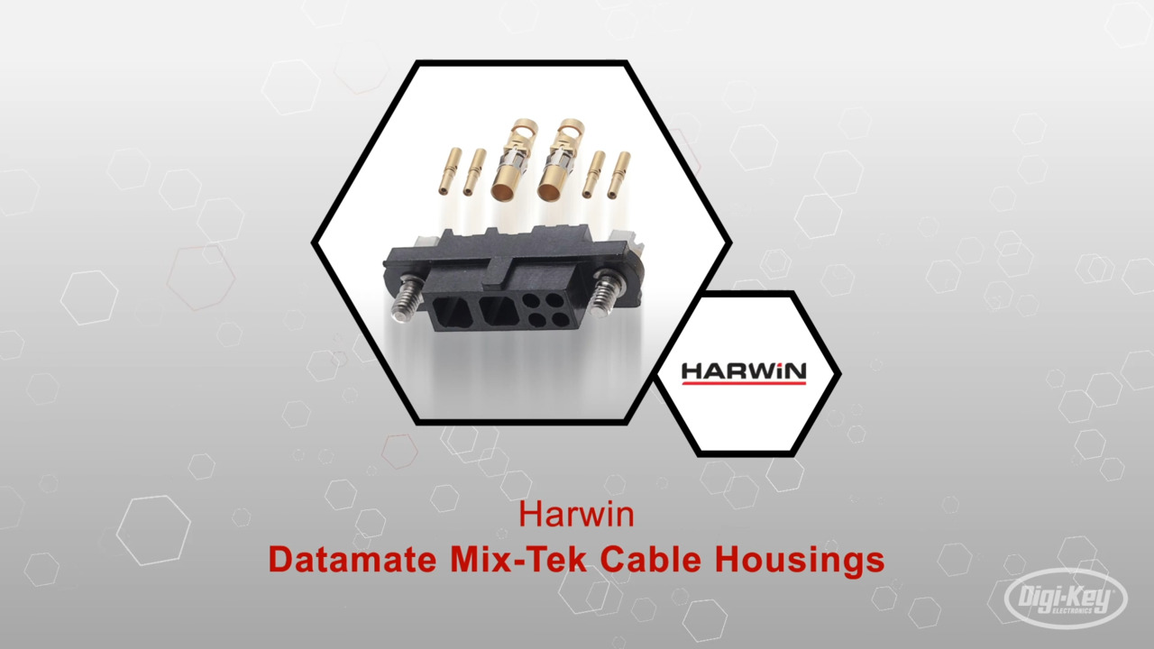 Datamate Mix-Tek Cable Housing | Datasheet Preview