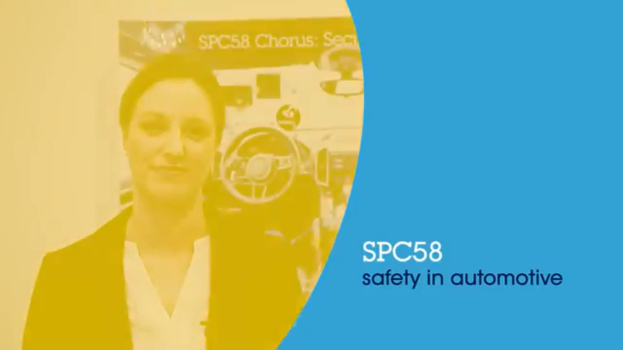 SPC58 MCU family: convenient, efficient and effective automotive development