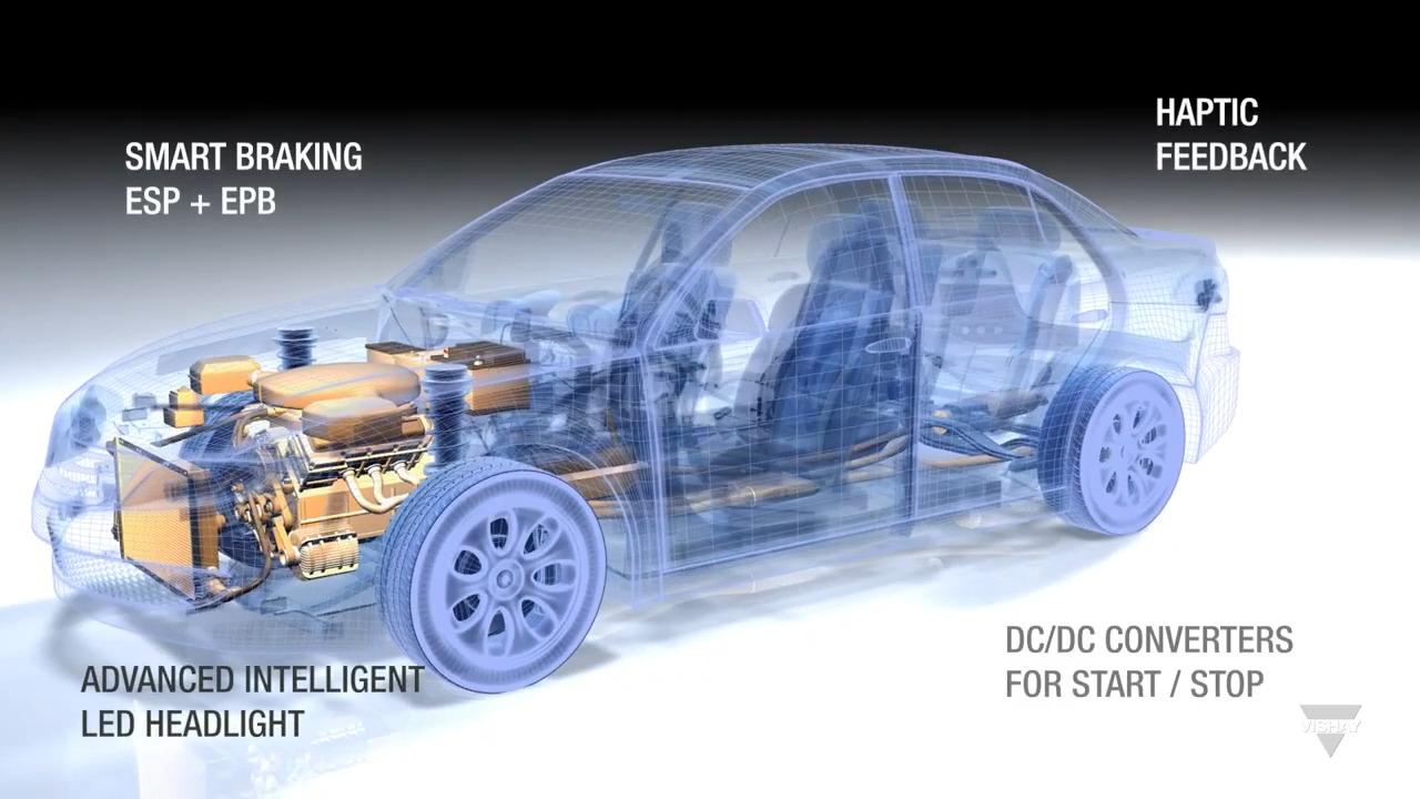What is Vishay Automotive Grade?